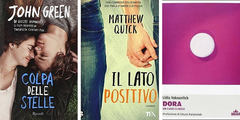 5 libri da leggere per combattere la depressione