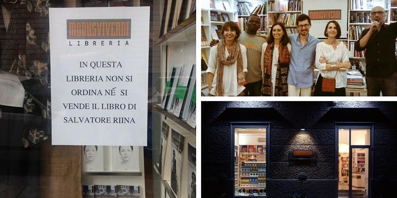 """Salvo Spiteri (Modus Vivendi), """"Ecco perché la mia libreria non venderà il libro di Salvo Riina"""""""