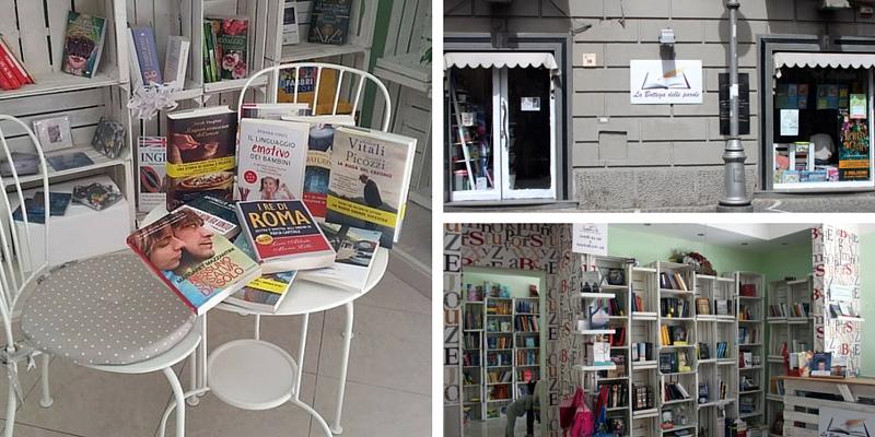 La Bottega delle Parole, un'isola felice al servizio dell'autore e lettore