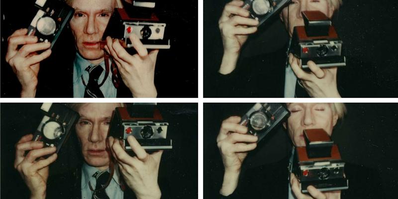 Andy Warhol, la collezione a Milano
