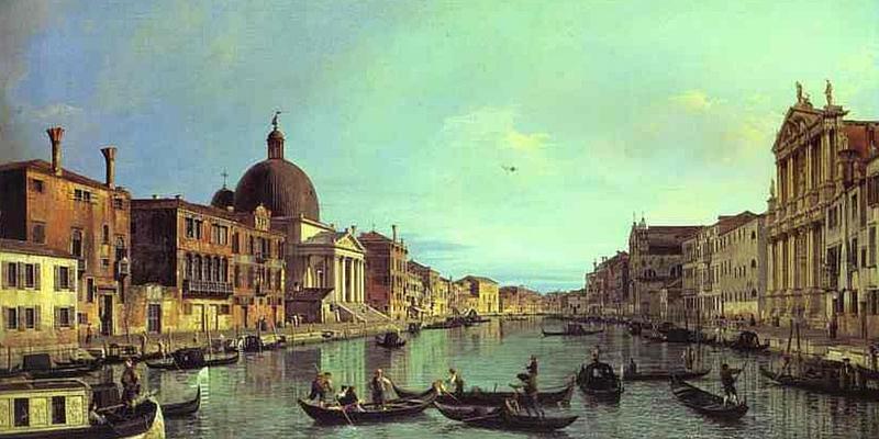 Il Canaletto, il rivoluzionario della luce tra vedute e capricci