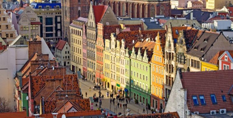 Breslavia (Polonia) nominata capitale mondiale del libro 2016