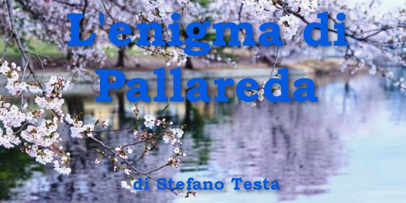 L'enigma di Pallareda - di Stefano Testa