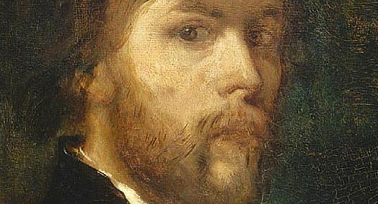 """Gustave Moreau, """"l'uomo che dipingeva i sogni"""""""