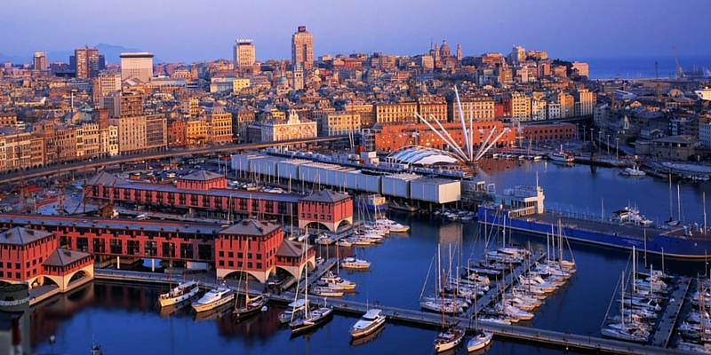 Genova, il 2 e 3 aprile arrivano i Rolli Days