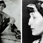 """Modigliani e la sua musa Achmatova, una strana """"amicizia amorosa"""""""