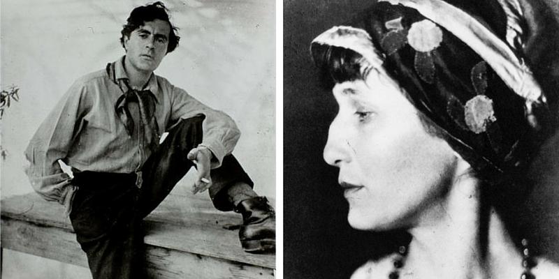 """Modigliani e Anna Achmatova, una strana """"amicizia amorosa"""""""