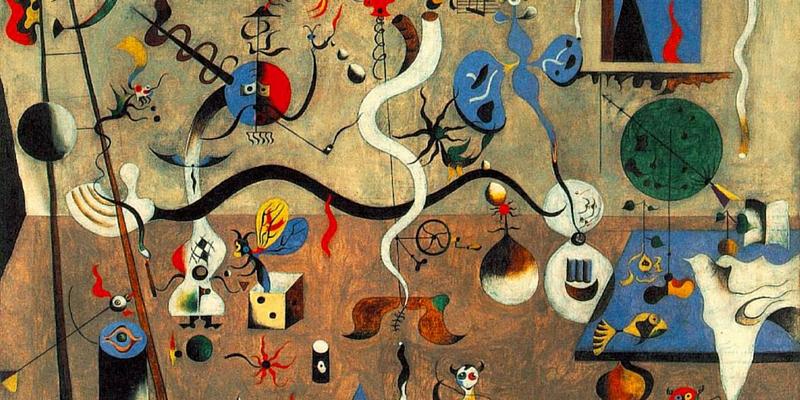 5 curiosità su Joan Mirò