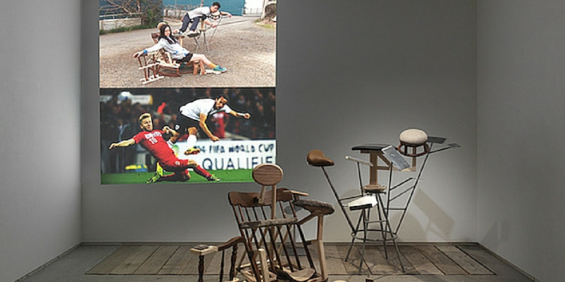 Favoloso PARADOXA: arte contemporanea dal Giappone, con un'installazione in  EZ56