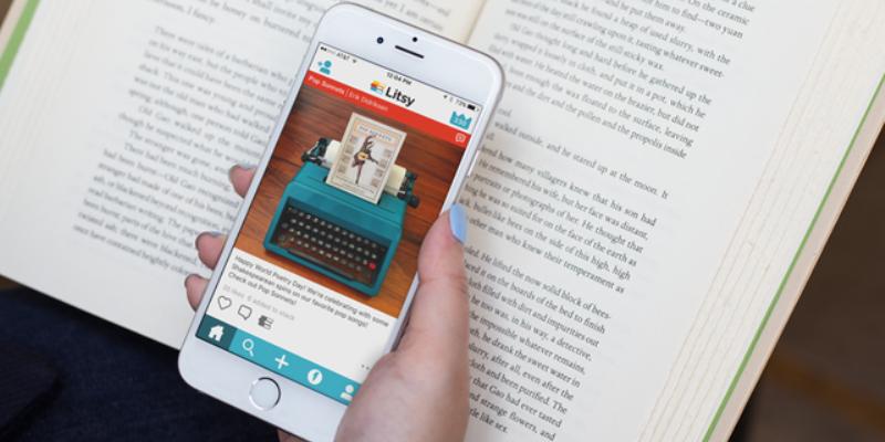 Arriva Litsy, l'app che ti mette in contatto con gli amanti dei libri