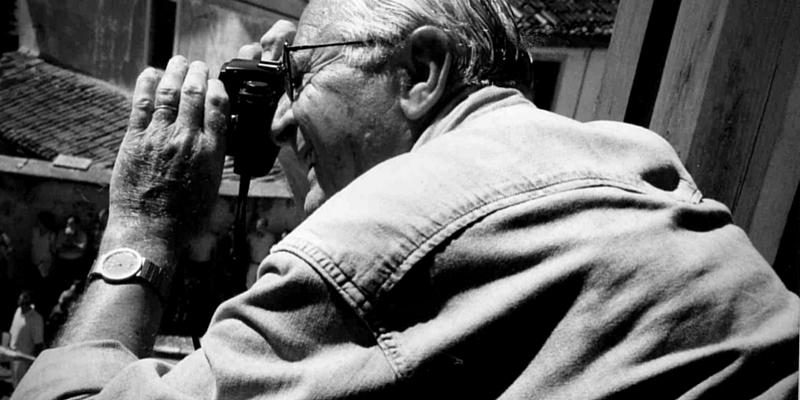 Lutto nel mondo della fotografia, addio a Fulvio Roiter