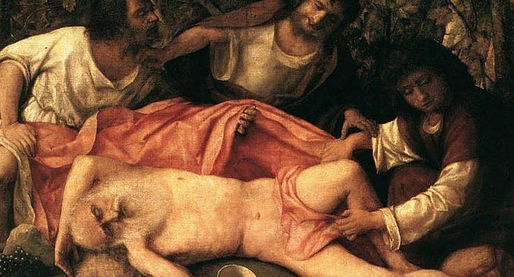 """""""L'ebbrezza di Noè"""" di Bellini in mostra a Venezia"""