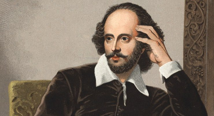 William Shakespeare, il bardo dell'Avon