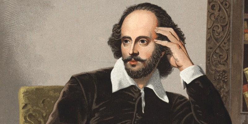 William Shakespeare, il bardo dell'Avon