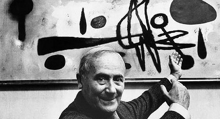 Joan Miró, il maestro surrealista del colore