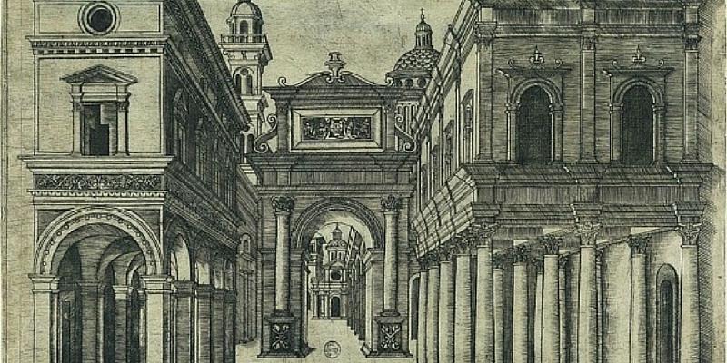 Bramante, architetto simbolo del pieno Rinascimento