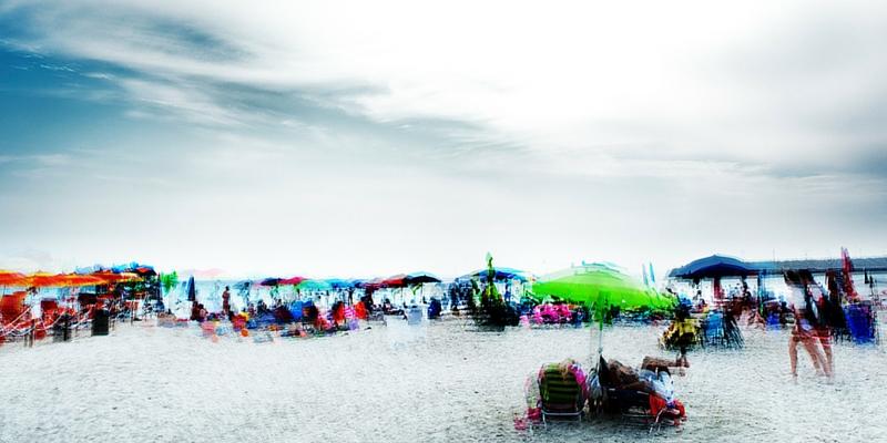 """UniCredit Pavilion presenta la mostra fotografica """"blueShores"""" di Federico Garibaldi"""