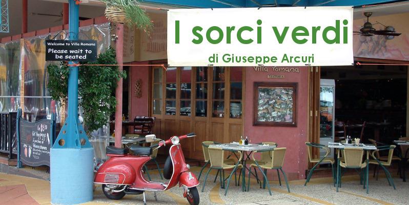 I sorci verdi – di Giuseppe Arcuri
