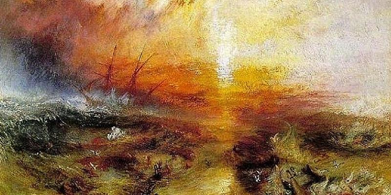 I quadri di William Turner tra le tracce della Maturità 2017