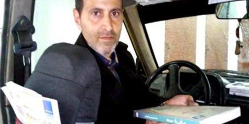 Quando un taxi si trasforma in una biblioteca mobile