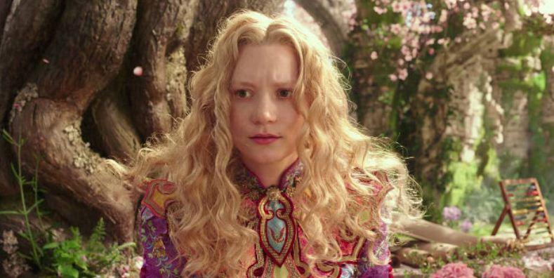 Alice nel Paese delle Meraviglie, il film