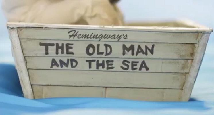 Ernest Hemingway, su Instagram i suoi romanzi in 15 secondi