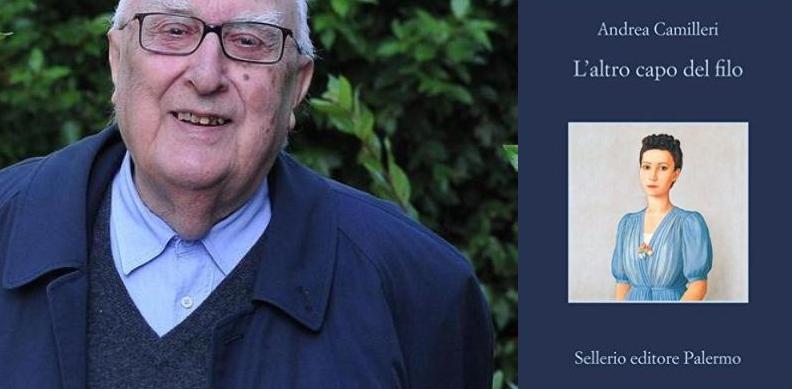 """""""L'altro capo del filo"""", da oggi in libreria il 100° libro di Andrea Camilleri"""