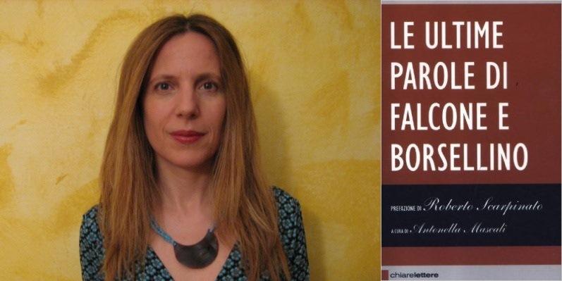 """Antonella Mascali, """"Occorre insegnare la vita di Giovanni Falcone nelle scuole"""""""