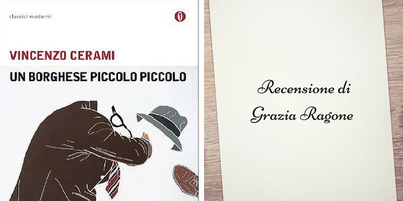 """""""Un borghese piccolo piccolo"""" di Vincenzo Cerami"""