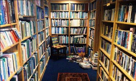 Libreria The Open Book
