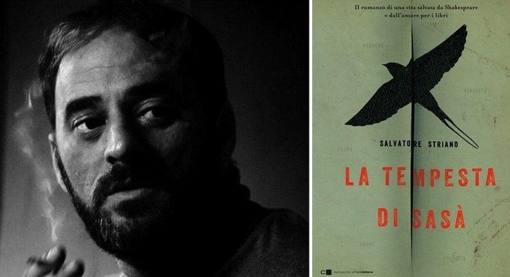 """Salvatore Striano, """"I libri di Shakespeare mi hanno salvato la vita"""""""