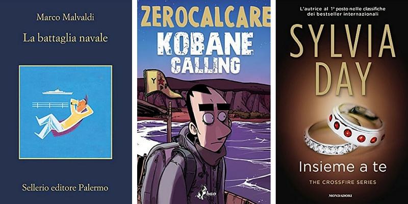 """""""La battaglia navale"""" di Marco Malvaldi è il libro più venduto della settimana"""