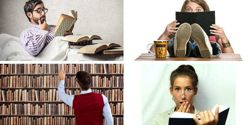 6 tipologie irritanti di lettori