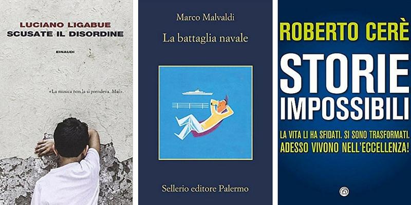 """""""Scusate il disordine"""" di Luciano Ligabue è il libro più venduto della settimana"""