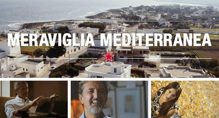 """""""Aggiungi la tua Meraviglia"""", gli utenti della rete celebrano il Mediterraneo insieme ai grandi artisti"""