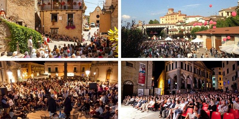 I festival letterari da non perdere quest'estate