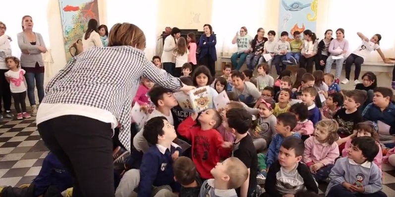 """""""Titò"""", ecco la collana di libri che stimola la creatività dei bambini nelle scuole"""