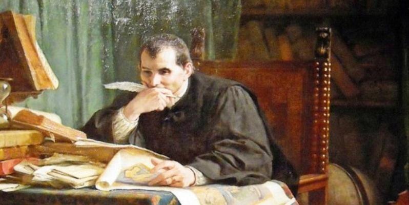 Niccolò Machiavelli, le frasi e gli aforismi celebri