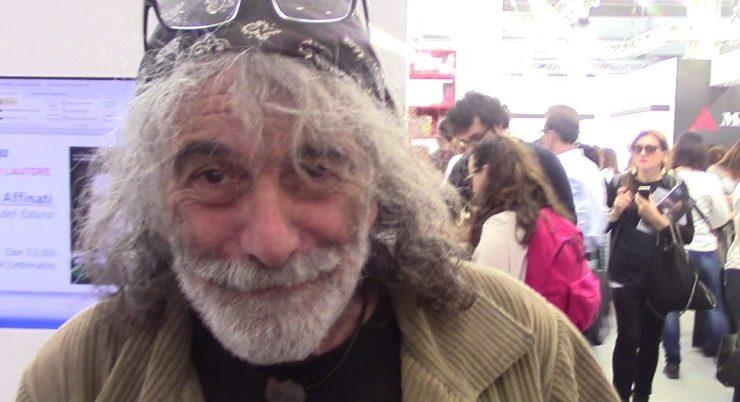 """Mauro Corona, """"Il Salone del libro per me è una tortura"""""""