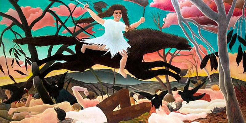 Henri Rousseau, il pittore naïf amante della giungla