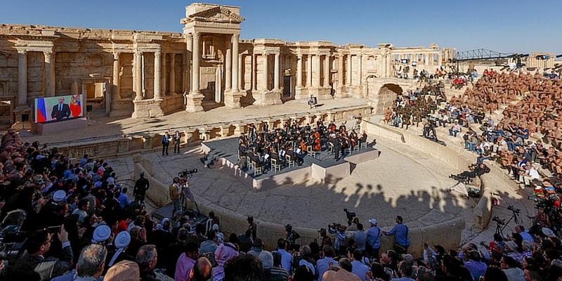 Palmira, Foto: Il Post.it