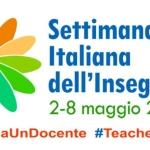 """""""Settimana italiana dell'insegnante"""", le novità dell'edizione 2016"""