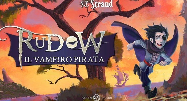 Rudow, arriva una nuova serie per ragazzi dedicata al mondo dei vampiri