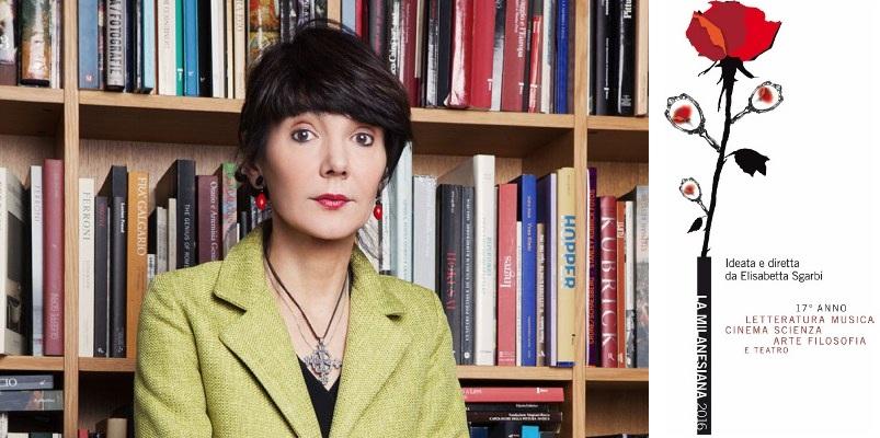 """Elisabetta Sgarbi, """"Con la Milanesiana quest'anno amplieremo il raggio d'azione"""""""