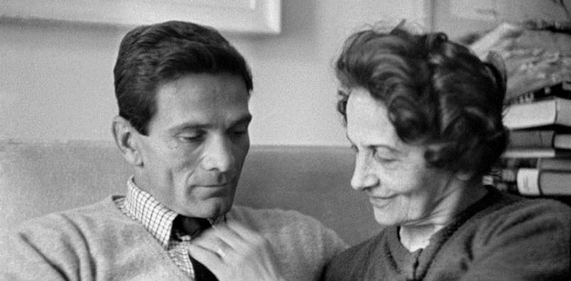 Pier Paolo Pasolini racconta sua madre - #CaraMamma
