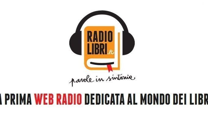 RadioLibri, la prima radio dedicata ai libri pensata non solo per i lettori