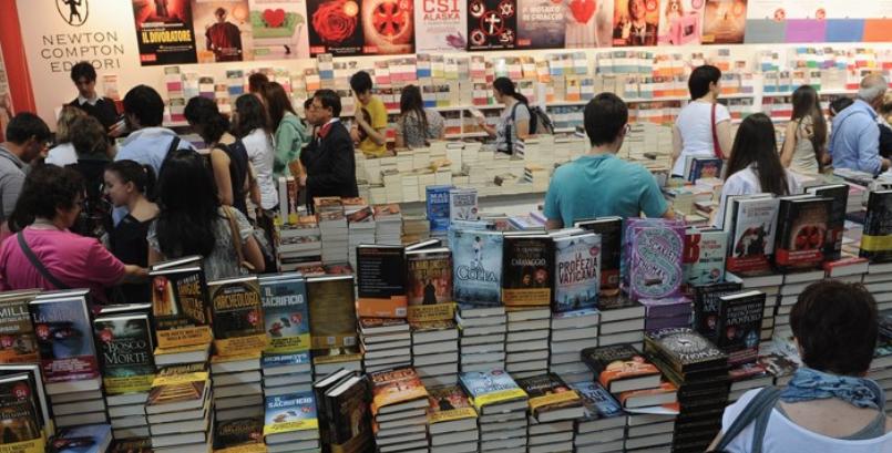 Salone del libro 2016