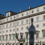 Palazzo Chigi, Roma