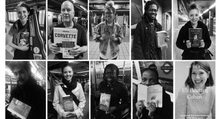 Subway Book review, in America le recensioni dei libri si fanno in metropolitana