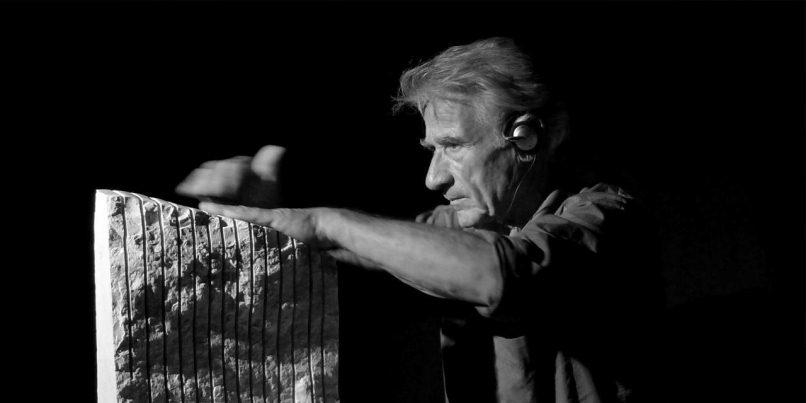 Addio a Pinuccio Scola, lo scultore che suonava le pietre